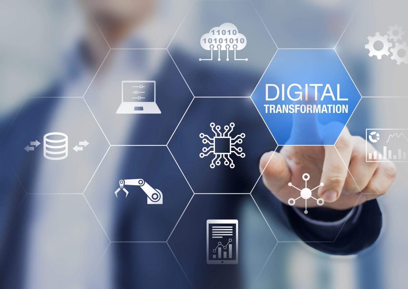 Digital transformation small