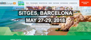 Buddy Healthcare is showcasisin BuddyCare Platform at the HIMSS Europe 2018 conference in Sitges, Barcelona.