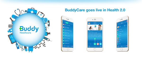 BuddyCare Goes Live