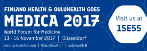Buddy Healthcare presented BuddyCare care coodination solution at Medica 2017 fair in Germany