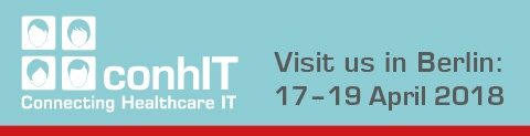Buddy Healthcare is attending the conhIT conference in Berlin on April 17-19, 2018