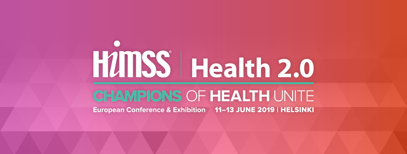 Buddy Healthcare nahm an HIMMS Europe 2019 in Helsinki teil