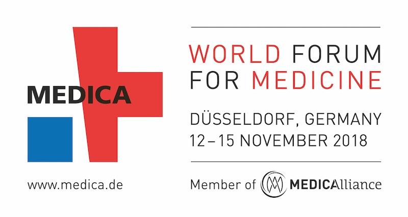 Buddy Healthcare nahm an MEDICA teil, das führende Forum für Medizin in Deutschland