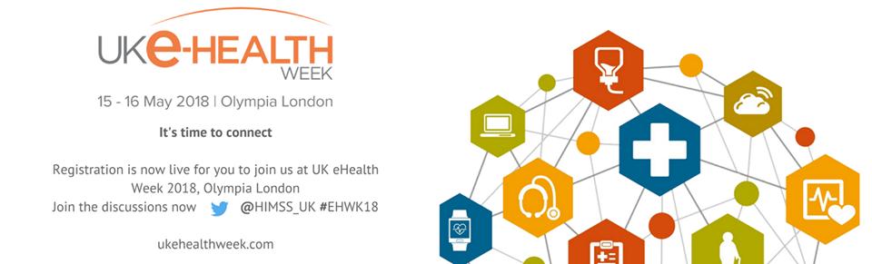 HIMSS UK E-Health Week 2018
