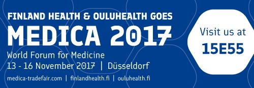Buddy Healthcare nahm an MEDICA 2017 teil, das Weltforum für Medizin.