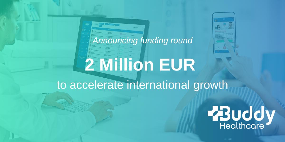 Announcing 2 Million EUR Funding Round