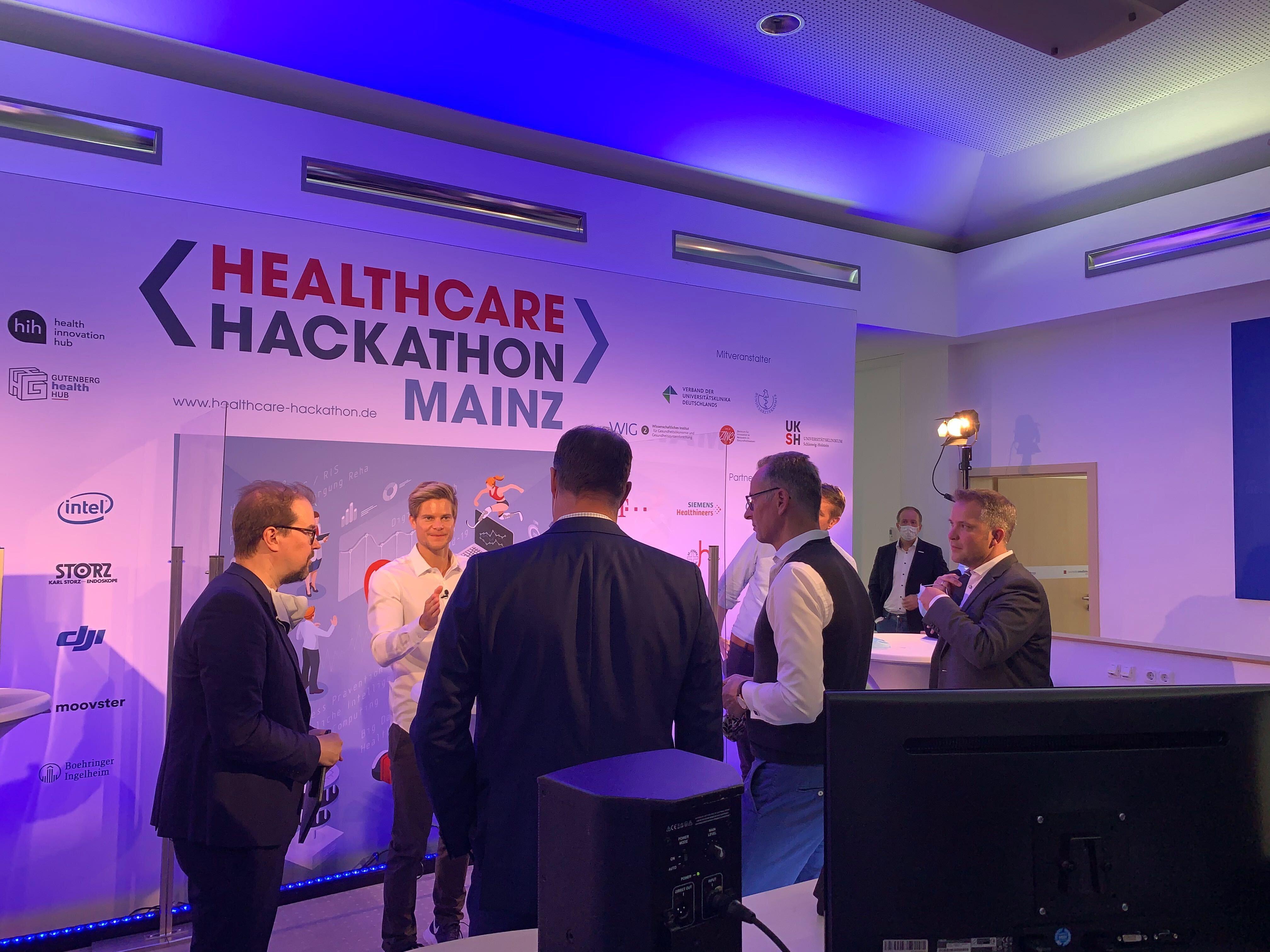 Healthcare Hackathon Mainz